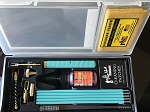 Tiffany Blue Coated Rods Universal Rod Box Kit .22 Cal. - 12 GA