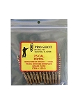 .25 Cal. Pistol Brush Dozen Pack