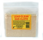 Lead Clean Cloth