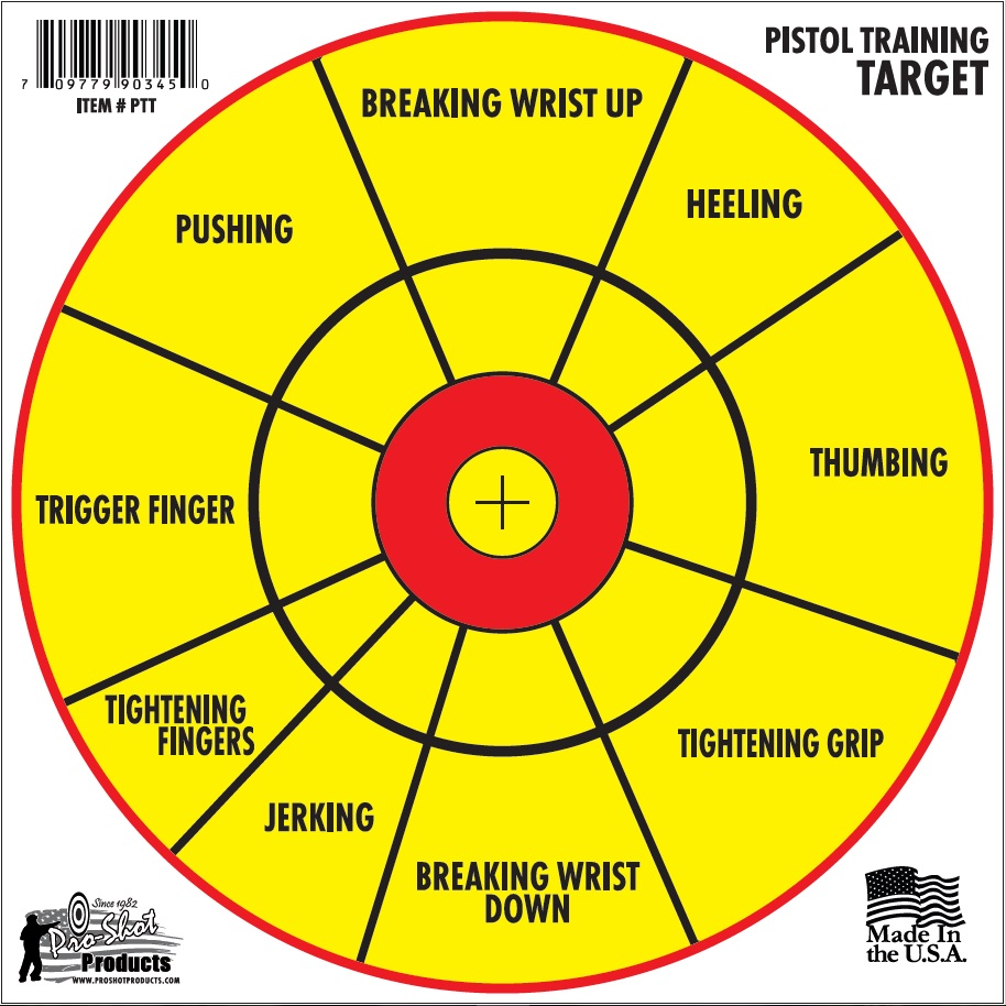 It's just a photo of Refreshing Pistol Training Targets Pdf