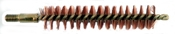 Bronze Bristle Rifle Length Bore Brushes