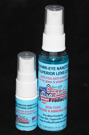 Nanotech Lens Cleaner 2 fl. oz. Spray