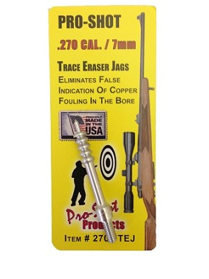 .270 Cal./7mm Trace Eraser Spear Tip Jag