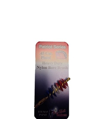 .45 Cal Patriot Series Pistol Brush