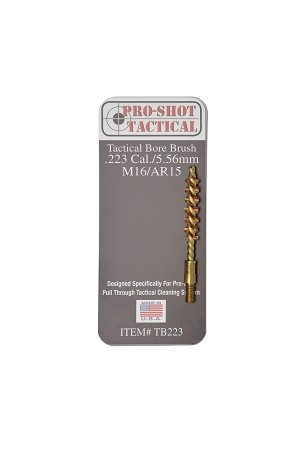 .223 Cal./5.56mm Brush for Tactical Kit