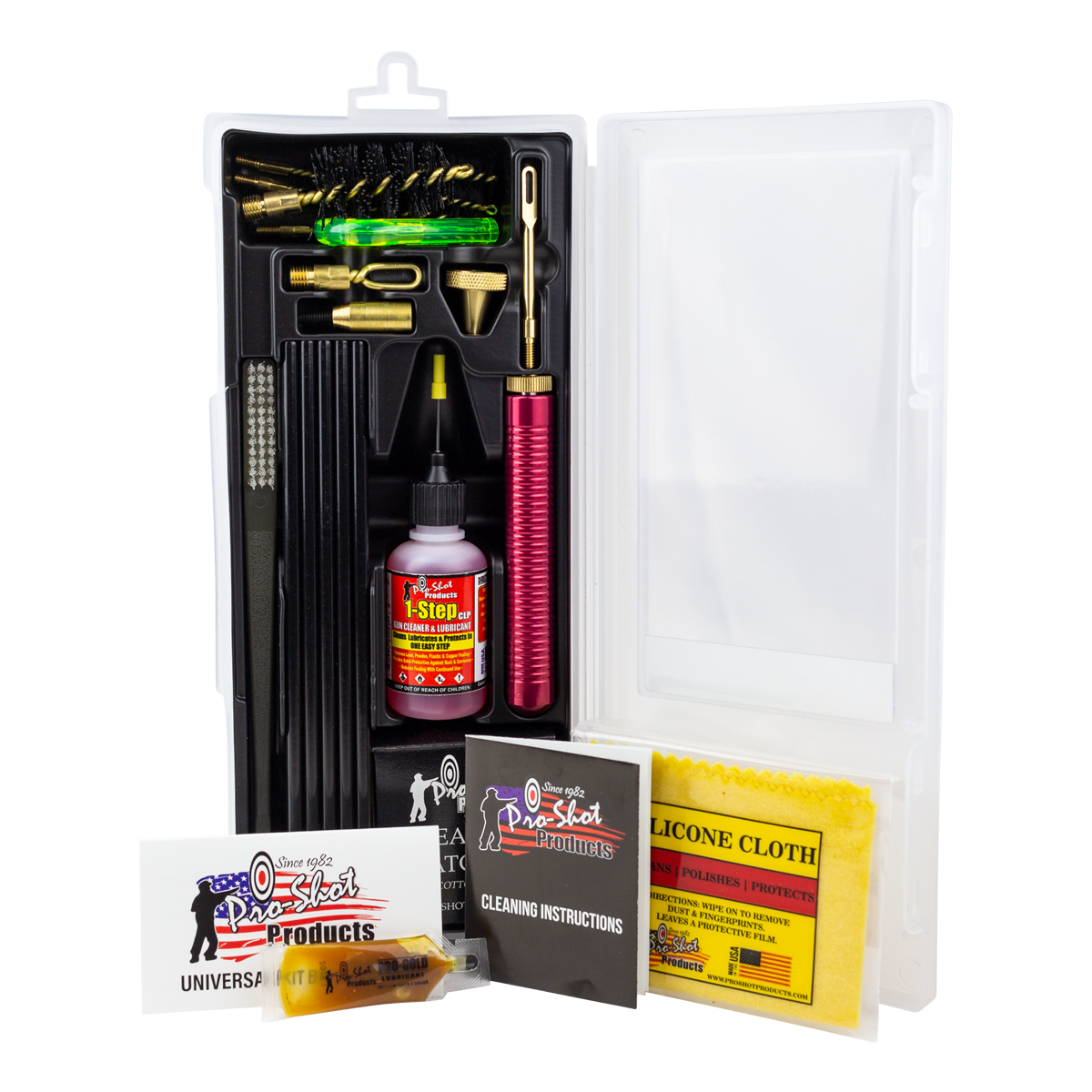 Coated Rod Classic Box Kits