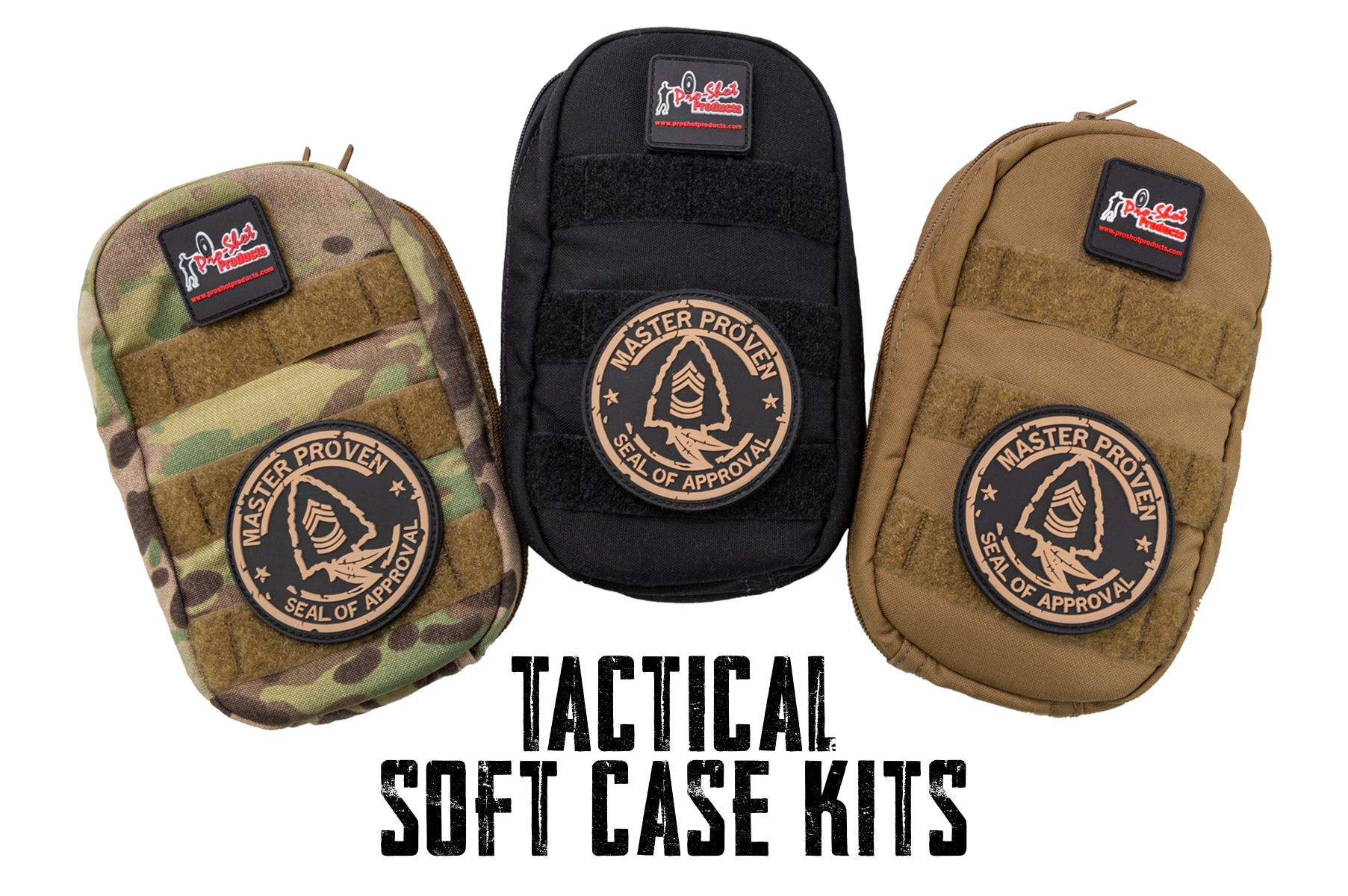 Tactical Soft Case Kits