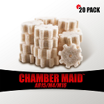 Chamber Maid 5.56mm/.223 Cal. Chamber Star Swabs 20 Pack